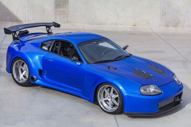 Flex Fuel Cars >> 1994 TOYOTA SUPRA 6-SPEED 1200HP TWIN TURBO CUSTOM ONE-OFF BUILD, WIDEBODY!!!!! - Classic Toyota ...