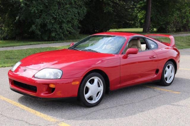 1994 Toyota Supra Twin Turbo, 6-Speed Manual, 100% Stock ...