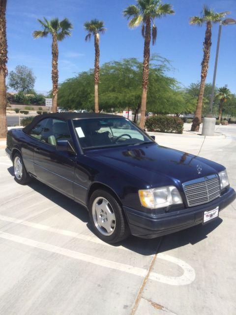 1995 mercedes benz e 320 cabriolet classic mercedes benz for 1995 mercedes benz e320 for sale