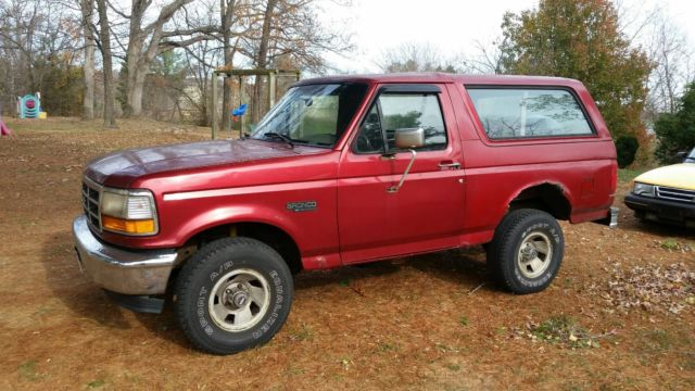 1976 Ford Bronco XL