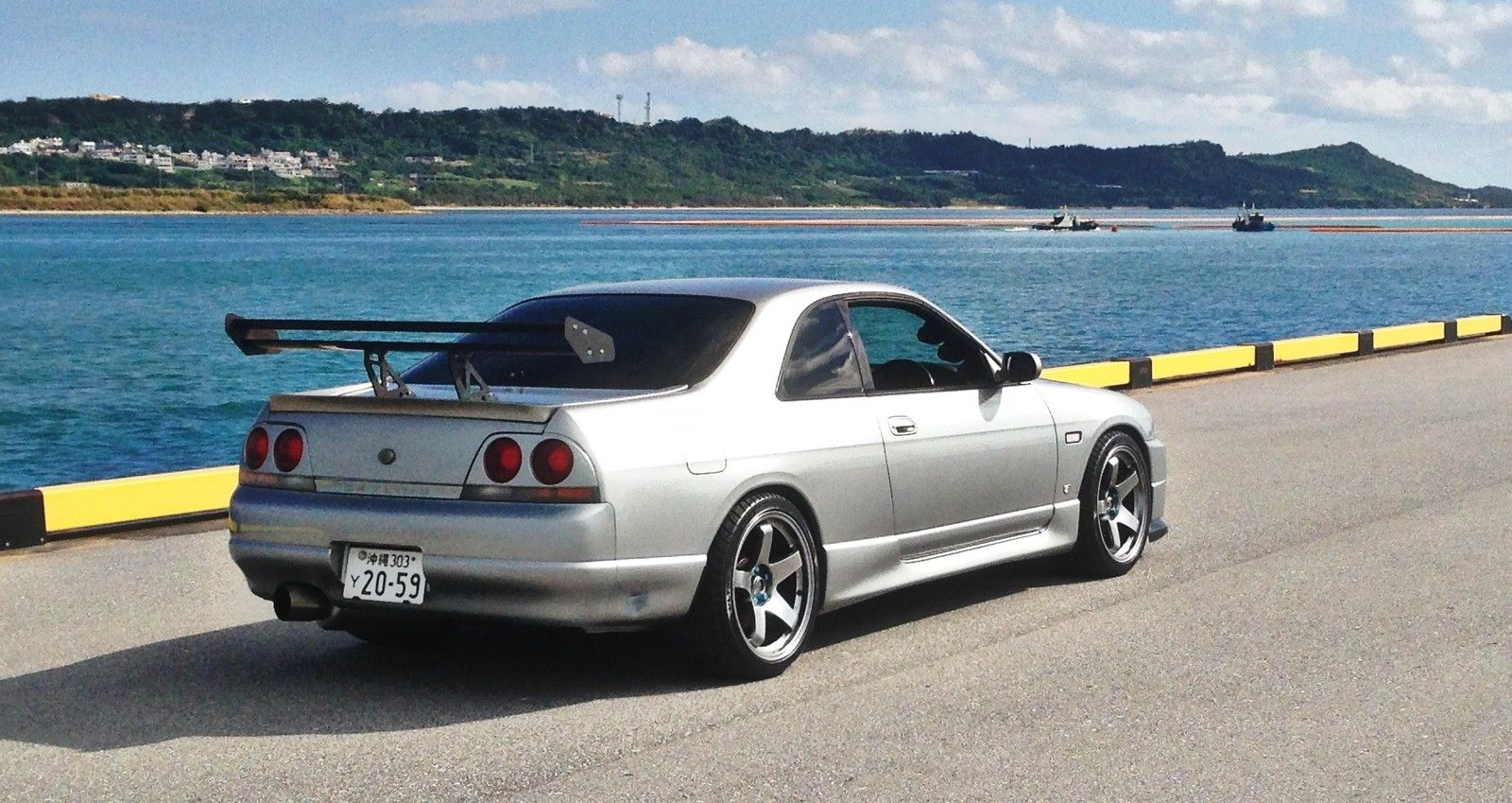 1996 nissan skyline r33 gts t classic nissan gts t 1980 for sale. Black Bedroom Furniture Sets. Home Design Ideas
