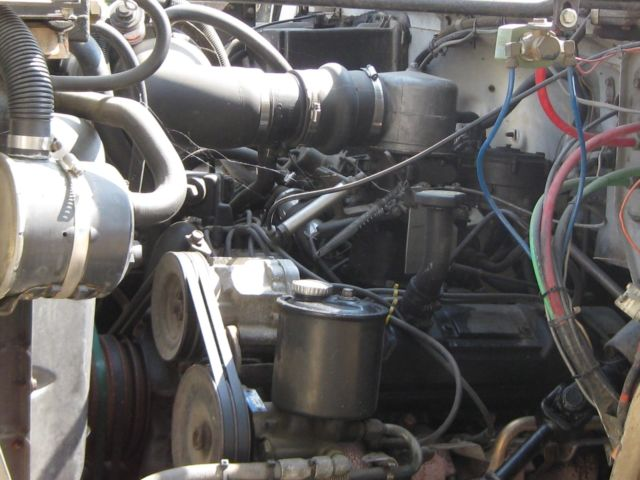 1997 Ford f700 Propane Bobtail Truck - Classic Ford Other ...