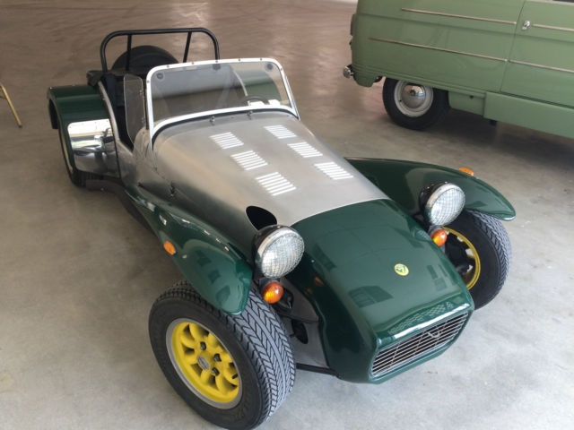 1997 lotus super 7 caterham build classic lotus super seven 1980 for sale. Black Bedroom Furniture Sets. Home Design Ideas