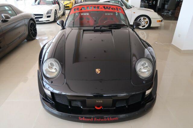 Cars For Sale In Wisconsin >> 1998 993 Porsche 911 Turbo RWB (Manual) - Classic Porsche 911 1980 for sale