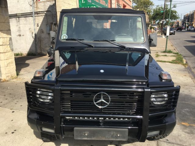 1998 mercedes benz g300 4x4 convertible rare diesel none for Mercedes benz g300 for sale