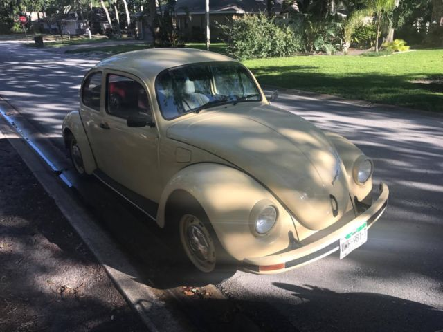 1999 Mexican Vw Beetle 100 No Reserve Classic