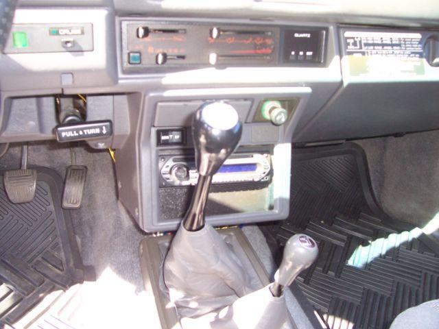 1st Gen 1988 Toyota 4runner Sr5 4x4 Classic Toyota