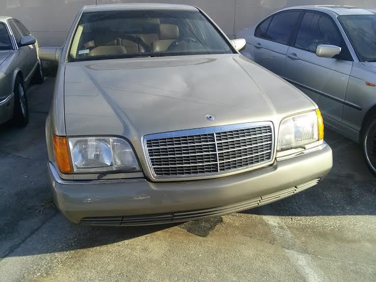 2 cars for the price of one l k 1993 mercedes 400 sel for 1993 mercedes benz 400sel for sale