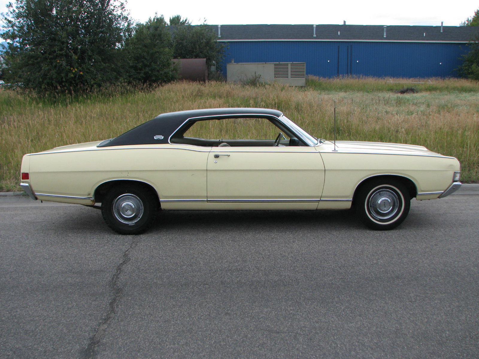 2 Door Hardtop Exquisite Original Survivor Fairlane 1966