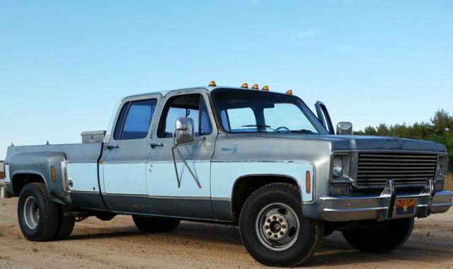 CHEVROLET C30 BONUS CAB