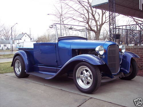 ford roadster pickup hotrod classic ford model    sale