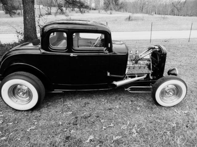 32 Ford Street Rod Parts : Ford s flathead hot rod custom classic street