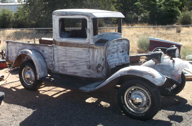 32 Ford Coupe For Sale Craigslist >> 32 ford pickup/ project/rat rod/ custom - Classic Ford Other Pickups 1932 for sale