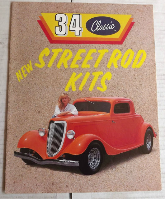 34 Ford Coupe/ Hot Rod/classic Car/ Street Rod (PRICE