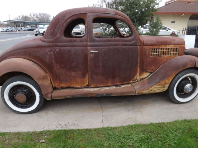 Used Cars Sacramento >> 35 Ford 5 Window Coupe Project Hot Rat Rod Flathead V8 Kustom Canidate - Classic Ford Coupe 1935 ...