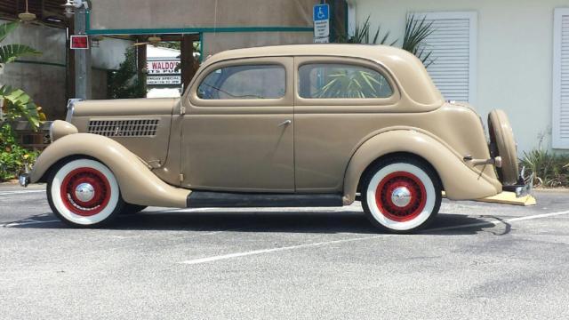 35 ford tudor sedan classic ford 48 1935 for sale