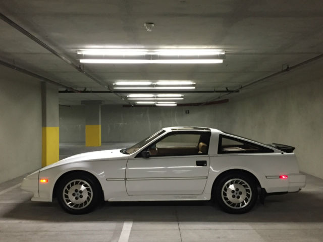 35 000 original mile 300zx turbo classic nissan 300zx 1986 for sale. Black Bedroom Furniture Sets. Home Design Ideas