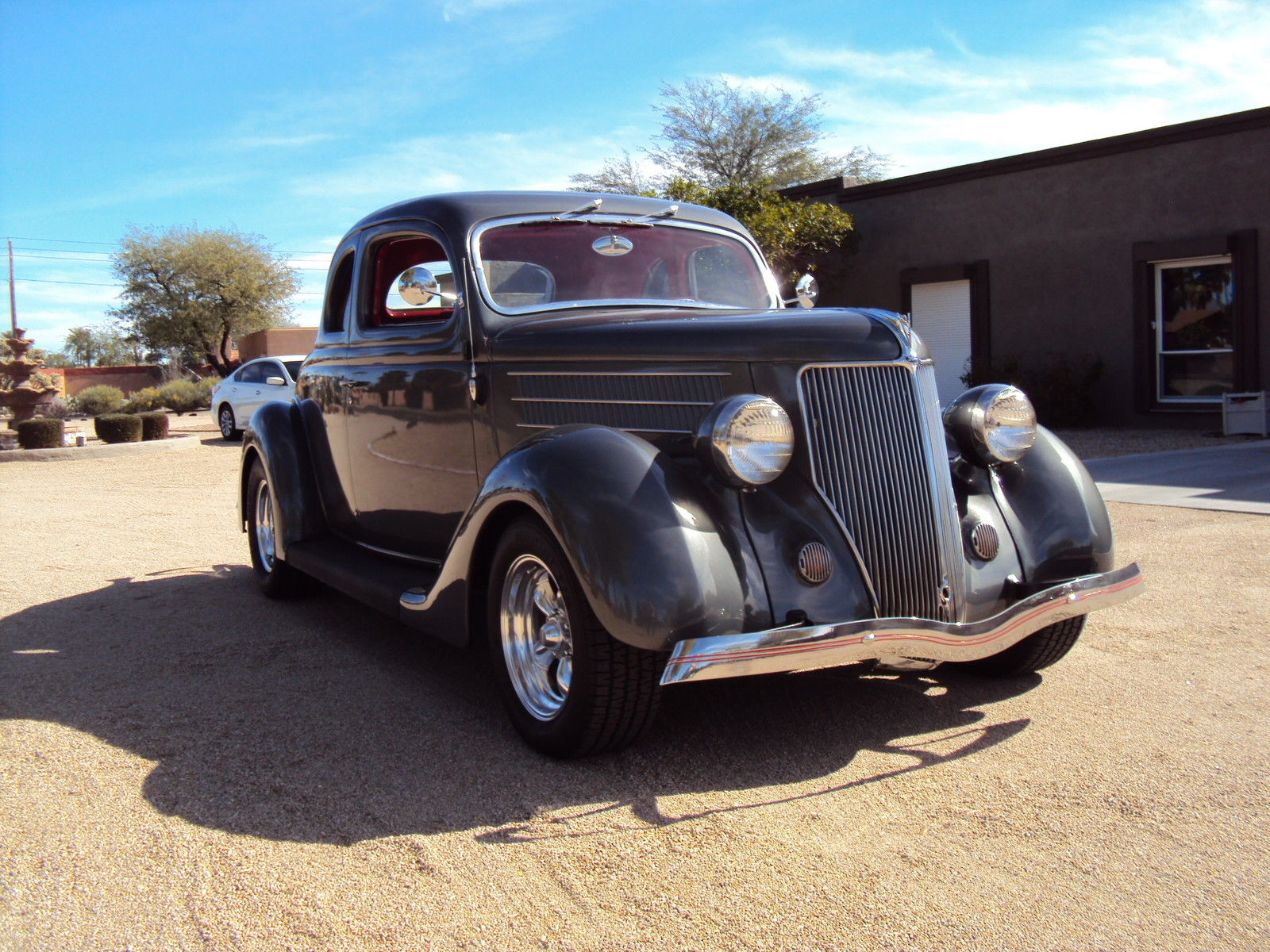 36 FORD COUPE quot SWEET quot STREET ROD SUNNY ARIZONA Classic
