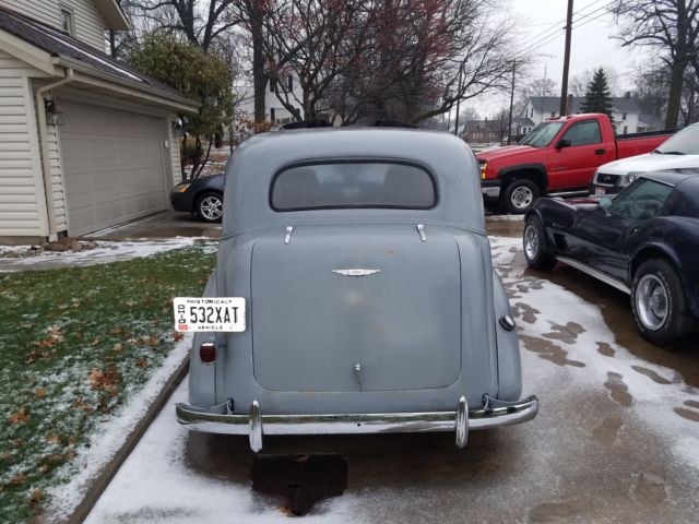 37 Chevrolet Coupe Classic Chevrolet Other 1937 For Sale