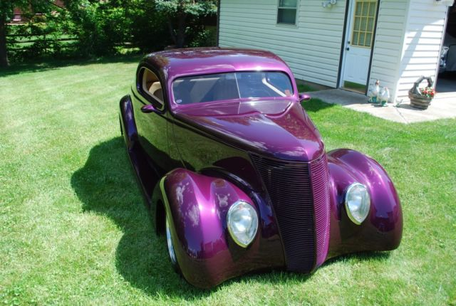 37 Ford 3 Window Coupe Downs Body Classic Ford 3 Window