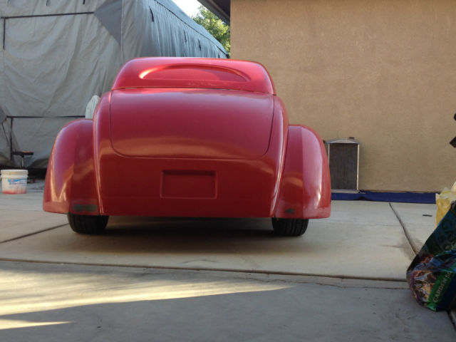 Used Cars Atlanta >> 37 Ford Kit Car, TCI Rolling Chassis, Alanta Hot Rod Body ...