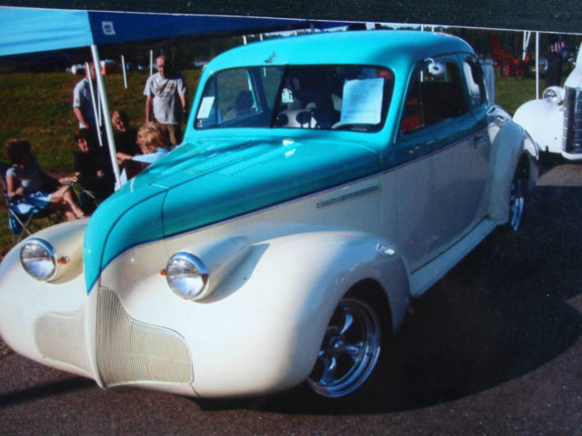 39 BUICK STREET ROD, HOT ROD, RAT ROD, NOT, FORD, CHEVY