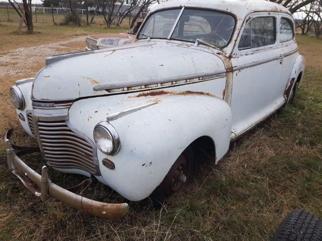 41 Chevy Coupe Master Deluxe All Original Classic