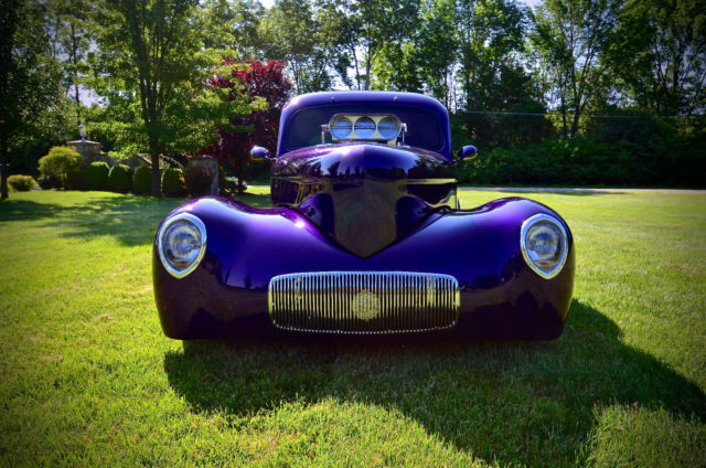 41 Willys Pro Street Coupe Classic Willys Coupe 1941 For Sale