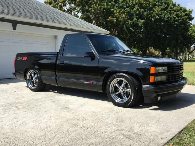 454ss Pick Up 9 000 Miles Classic Chevrolet C K