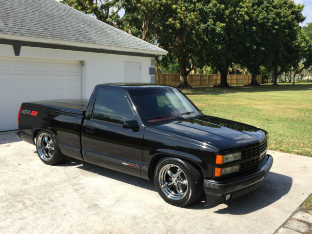 454ss pick up    9 000 miles    k