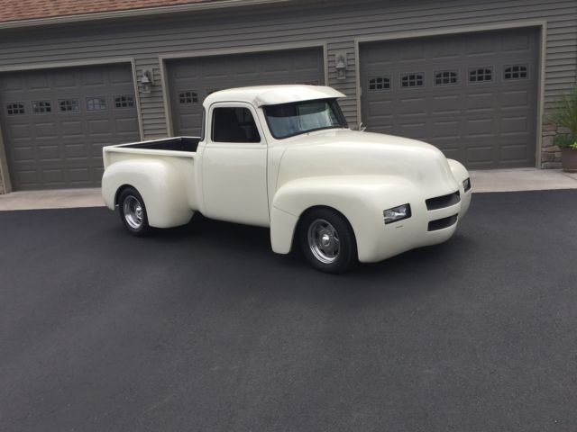 47 54 Gmc Chevy Custom Truck Classic Gmc 3100 1949 For Sale
