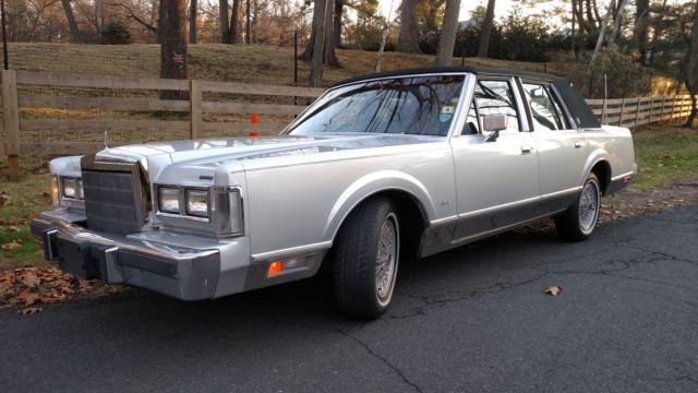 47k Original Miles Lincoln Town Car Grand Marquis
