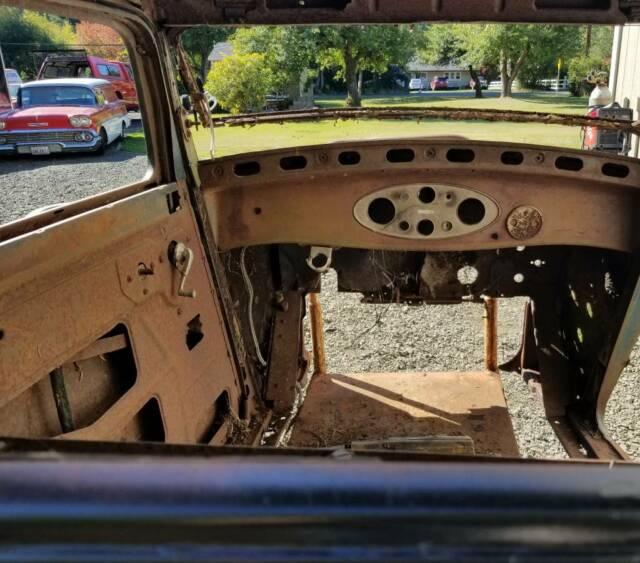 5 Window Coupe Body Hot Rod Rat Rod Project Dodge Chrysler