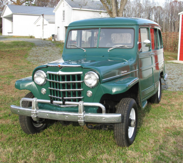Classic Willys 1953 For Sale