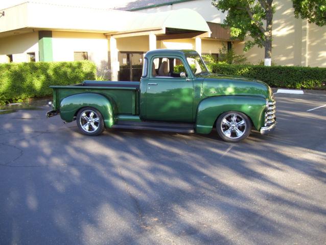 1953 chevy custom 3100 - photo #24