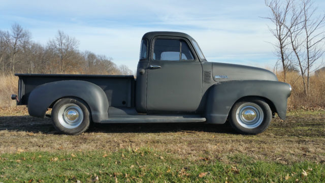 53 chevy 5 window truck  rat rods  other ford  pickup