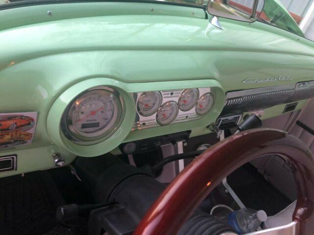 53 Chevy Hardtop 2 Door Sport Coupe Classic Chevrolet