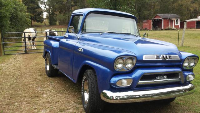 Enjoyable 55 1955 56 1956 571957 58 1958 Chevy Gmc Chevrolet Pick Up Evergreenethics Interior Chair Design Evergreenethicsorg