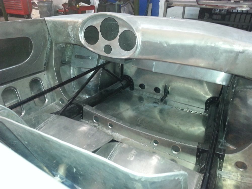 550 Spyder Kitcar Aluminum Body Amp Chassis Classic Other