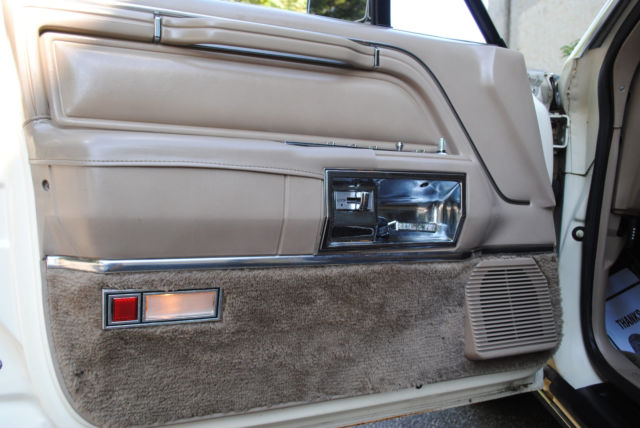 55k Original Mile One Owner Car Classic Lincoln Town Car 1989 For Sale
