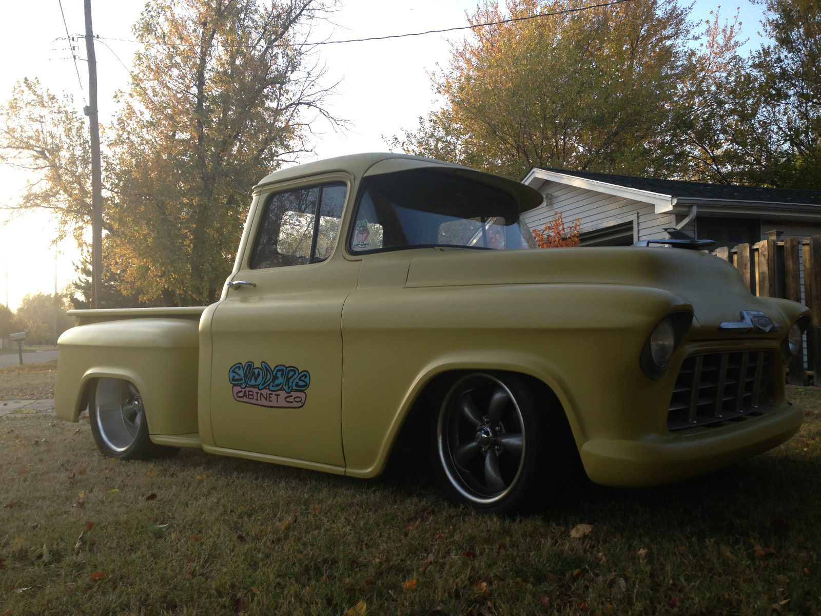 Jenkintown Nissan 56 Chevy Cab For Sale | Autos Post
