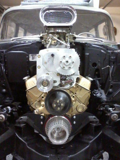 57 Chevy Wagon Gasser Classic Chevrolet Bel Air 150 210