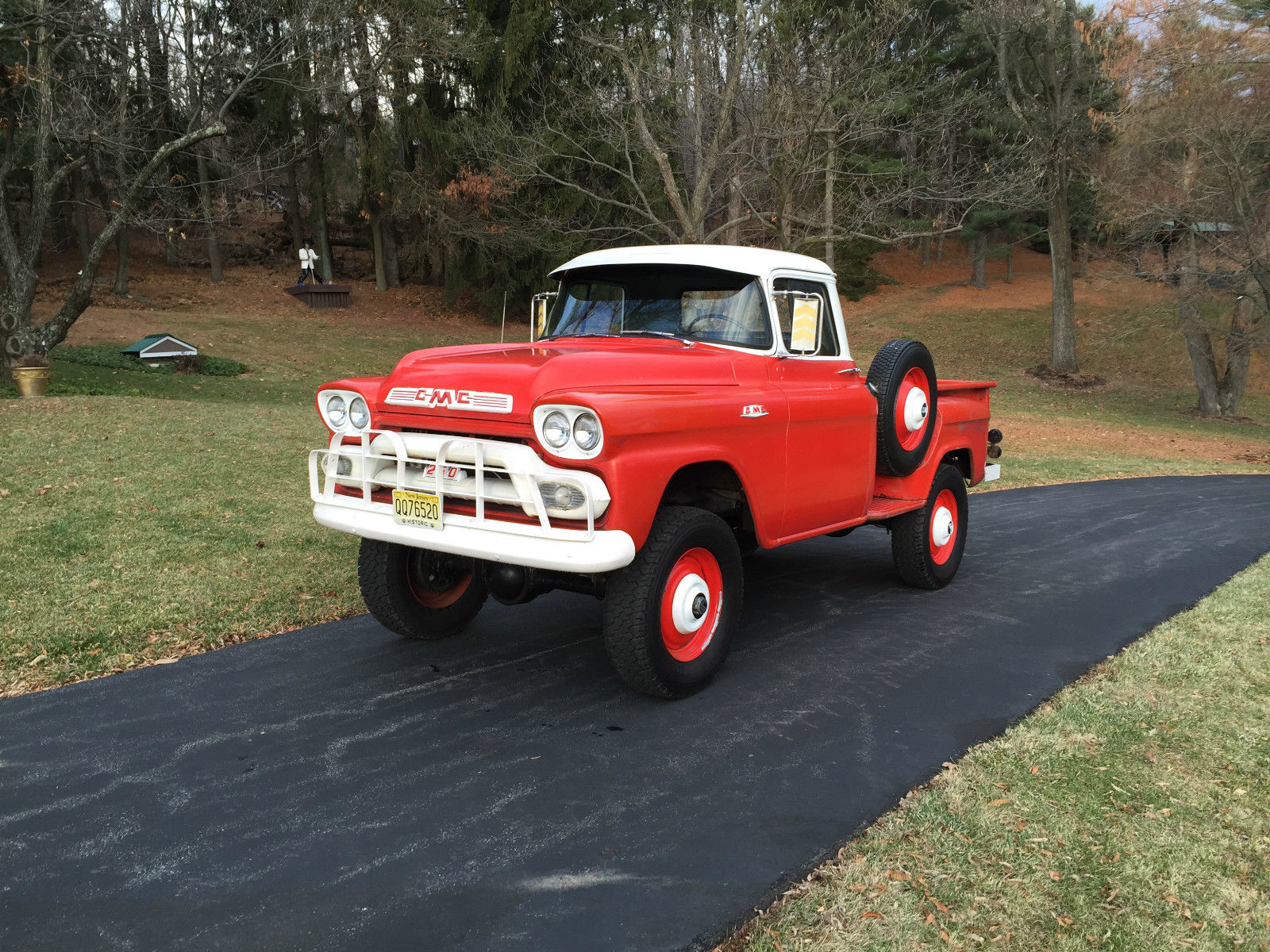 59 NAPCO GMC, Dodge, Chevy, Ford, Plymouth, Packard, Olds ...