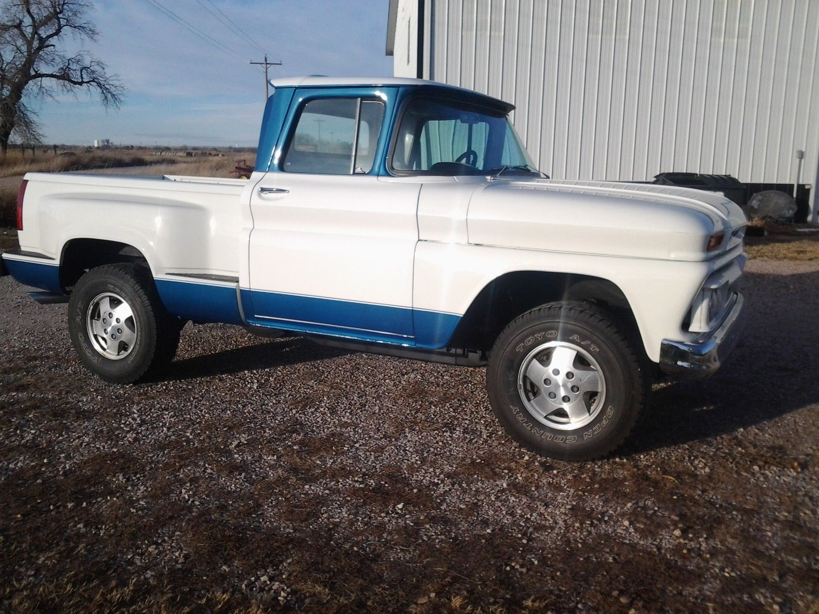 62 Gmc 4x4 Short Bed Classic Gmc Other 1962 For Sale