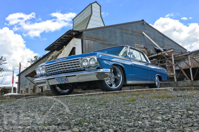 62 Impala Coupe Ss Custom Lowered Classic Chevrolet