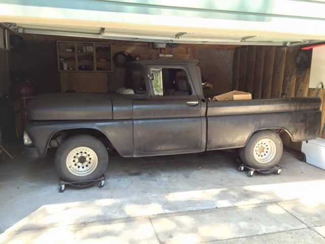 Sc furthermore Image further Chevy C Bagged With Porter Built Suspension in addition  besides Chevy C Vs K Header. on 1965 chevy c10 engine