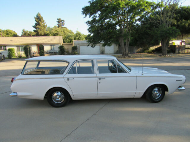 64 Dodge Dart Station Wagon Restored Rust Free Calif Car Slant 6 Push Button At Classic Dodge Dart 1964 For Sale