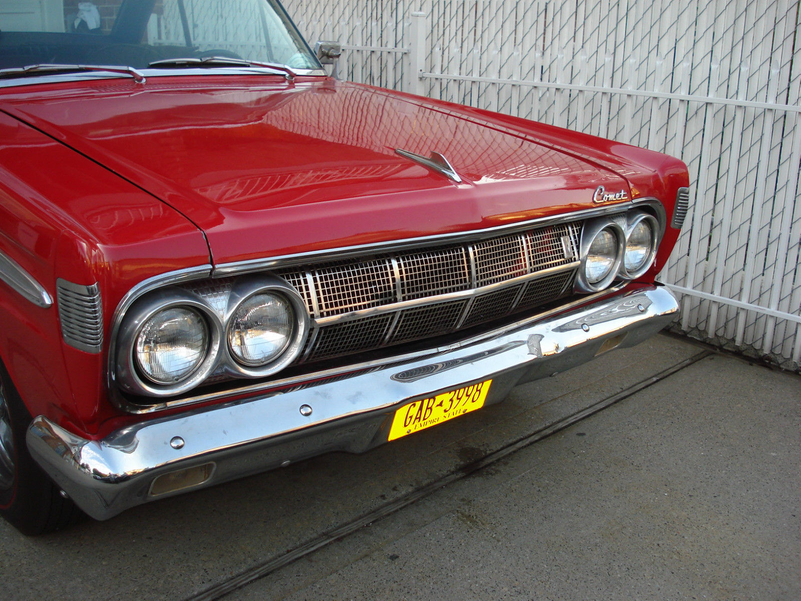 64 Mercury Comet Caliente Classic Mercury Comet 1964 For