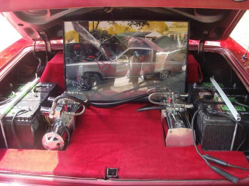 64 Chevy Impala 2door Candy Paint Hydrualics Custom