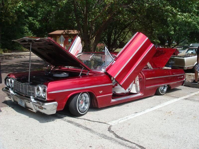 64 39 Chevy Impala 2door Candy Paint Hydrualics Custom Interior 100 Spokes Lambos Classic